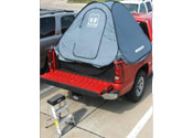 The Bassroom is a unique portable bathroom for Tailgating and many other uses. Sets up in seconds on your pickup truck or ground to provide you privacy when you need it the most.